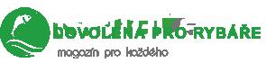 Dovolená pro rybáře logo